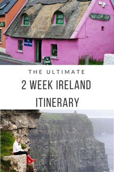 Traveling Spud reveals travel tips for the ultimate 2 week Ireland itinerary. Ireland is beautiful and you will enjoy it. Europe Travel Tips, Travel Guides, Travel Destinations, European Travel, Travel Pics, Travel Goals, Dublin, Travel Around The World, Around The Worlds