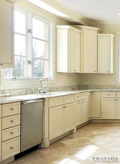 kitchen design ideas | granite countertop, valance and countertop