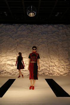 Apparel Technology : Senior year   Designer: Masaya Utiyama   Theme: HIP HOP Senior Year, Lace Skirt, Hip Hop, Technology, Design, Fashion, Tech, Moda, Fashion Styles
