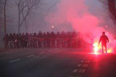 Cremona, scontri corteo antagonista