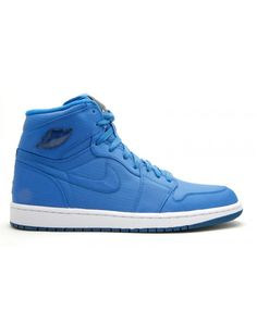 6e74e3d2c6720 Air Jordan 1 Retro High Blue Sapphire Neo Turq White 344613 441