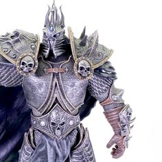 Postprocessing of the Lich King from #wow #prusasl1 #toysandgames