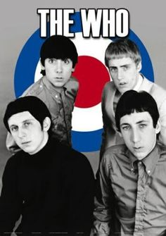 he Who was formed in The first band members were Roger Daltrey, Pete Townshend, John Entwhistle, and Keith Moon. Keith Moon, Heavy Metal, Blue Soul, The Who Band, Album, Most Popular Music, Bass, 60s Music, Greatest Rock Bands