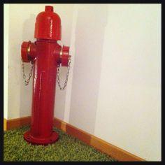 Hydrant house