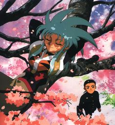 Ryoko & Tenchi, Tenchi Muyo