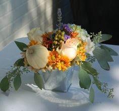 serving table arrangement