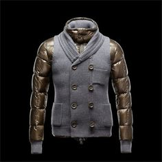 16600598b243 Doudoune Moncler Homme Youri Gris pas cher Winter Coats Women, Coats For  Women, Coat