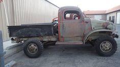 BangShift.com Power Wagons And M37 Trucks For Sale! We Love Us A Good Power Wagon! - BangShift.com Jeep Wrangler Seat Covers, Old Dodge Trucks, Dodge Power Wagon, Square Body, Tow Truck, Trucks For Sale, Antique Cars, Monster Trucks, Vehicles