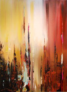 Manhattan - Toile acrylique 60x80 cm