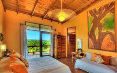 The Jungle Lodge at Costa Rica Yoga Spa features modern amenities and clean rooms!