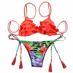 Only $33.39 - Cool NAKIAEOI 2017 Sexy Brazilian Bikinis Women Swimsuit Girls Swimwear Halter Top Bottoms Micro Bikini Set Bathing Suits Swim Wear - Buy it Now!