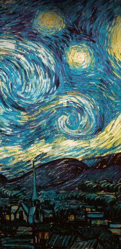 art museum aesthetic ~ art museum ` art museum aesthetic ` art museum outfit ` art museum photoshoot ` art museum wedding ` art museum architecture ` art museum date ` art museum aesthetic wallpaper Van Gogh Wallpaper, Iphone Background Wallpaper, Painting Wallpaper, Aesthetic Iphone Wallpaper, Aesthetic Wallpapers, Wallpaper Notebook, Aztec Wallpaper, Galaxy Wallpaper, Van Gogh Pinturas
