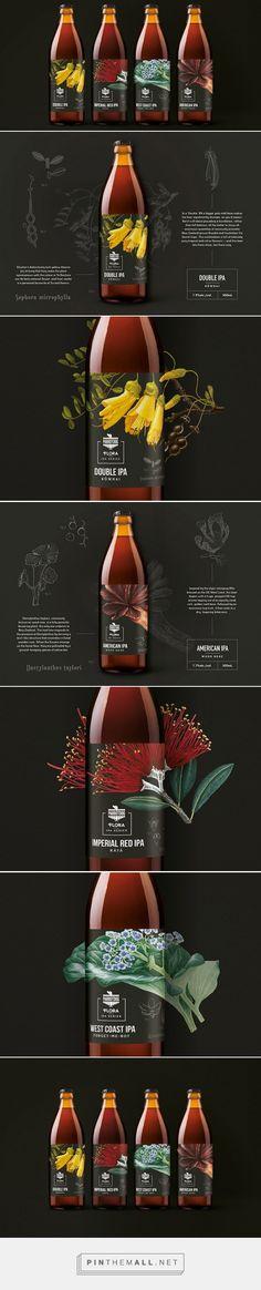 Flora IPA Series Designed by Nicholas Blazey