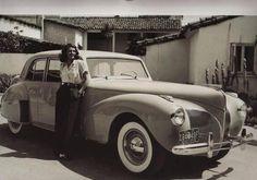 Rita Hayworth & '41Lincoln Continental