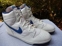 newest 360d1 62721 VTG 1984 Nike Air Train II 2 Basketball Shoes Sz 17 PE OG Player Samples  Rare