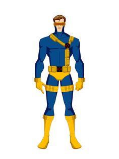 Primeira aparição em Uncanny X-Men Vol.1 #1 (Setembro de 1963) Charles Xavier o tornou um de seus alunos e o primeiro X-Men. Ele logo se tornou o líder de campo da equipe, posi...