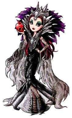 Raven Queen. Spellbinding Raven