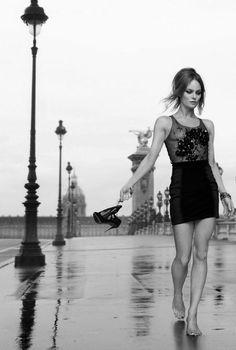 pinterest.com/fra411 #beauty - Vanessa Paradis