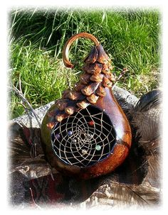 Gourd Dream Catcher