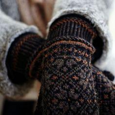 Gloves.