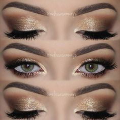 Eye Makeup Tips.Smokey Eye Makeup Tips - For a Catchy and Impressive Look Maquillage Yeux Cut Crease, Maquillage Goth, Wedding Hair And Makeup, Bridal Makeup, Hair Makeup, 80s Makeup, Witch Makeup, Clown Makeup, Scary Makeup