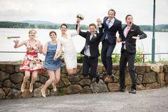 Hochzeit Schloss Mattsee Sprung in die Luft Bridesmaid Dresses, Wedding Dresses, Fashion, Engagement, Dress Wedding, Registry Office Wedding, Photo Illustration, Bridal Dresses, Moda