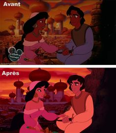 [Visual reboot] Aladdin and the king of thieves - Disney Princess Photo (36329866) - Fanpop