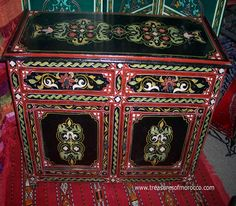 Products of Morocco | Moroccan Furniture | Moroccan Decor | Treasures of Morocco