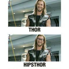 We love a good celebrity meme! #celebritymeme #thor