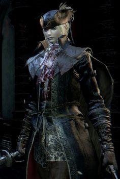 Bloodborne lady Maria