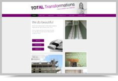 Total Transformations (http://www.totaltransformations.co.uk) created by MonkeyWeb Design Warwick (http://www.monkeyweb-design.co.uk)