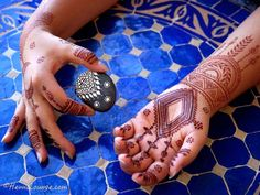 My Mehndi Art: Types of Mehndi
