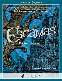 In the Nevernever: Escamas, de Rachel Hartman.