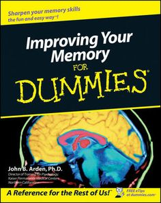 Improving Your Memory For Dummies:Book Information - For Dummies