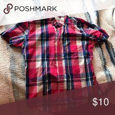 Casual shirt Men's small casual shirt Shirts Casual Button Down Shirts