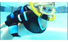 Scuba Girl, Womens Wetsuit, Snorkeling, Scuba Diving, Underwater, Day, James Bond, Mermaids, Girls