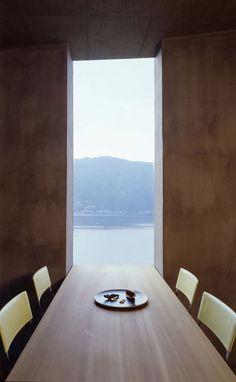 Wow! Can you imagina having breakfast here????: