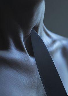"""Isolation"" — Photographer/Model: Nell Donovan -Dark Beauty Magazine-"