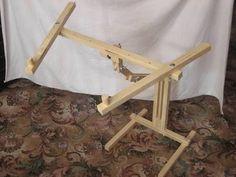 Needlework Samplers: Millenium Frame But NOT Necessaire Stand
