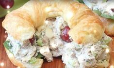 This Best-Ever Chicken Salad is really wonderful. Perfect for incredible chicken salad sandwiches (croissants are great!), or ton top of a lovely bed of green. Either way, you're just going to love More from my siteHow to Make the Best-Ever Chicken Salad Cooking Recipes, Healthy Recipes, Cooking Tips, Cooking Corn, Cooking Pasta, Delicious Recipes, Skinny Recipes, Quick Recipes, Bread Recipes