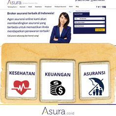 Di Asura Anda dapat belajar lebih banyak, melalui artikel tentang topik kesehatan, keuangan dan asuransi. Anda juga dapat menentukan sendiri kebutuhan asuransi di Asura yang pastinya tanpa ribet.