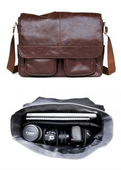 Kelly Boy Bag. Great for hauling a  laptop, camera gear and accessories.