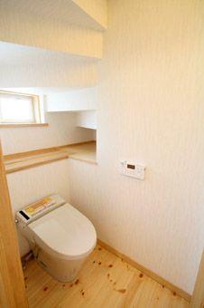 階段下トイレのいろいろ♪ : 夢職人♪ 気持ちのいい家造りたい♪