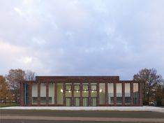 Galería de Universidad Jacobs / Max Dudler and Dietrich Architekten - 7
