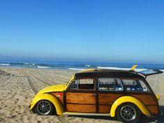'56 Volkswagen Woodie