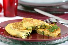 tortilla de calabacín Spanakopita, Empanadas, Dinner Tonight, Frittata, Philadelphia, Pasta, Healthy Recipes, Meals, Tortillas