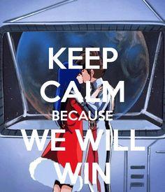 ...We Will Win...