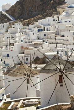 Serifos: swimming and hiking by Lorana Gallery, via Flickr