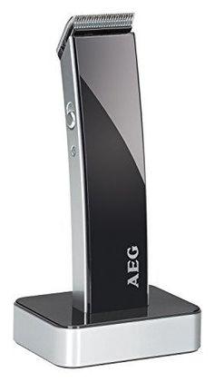 Oferta: 19.78€ Dto: -34%. Comprar Ofertas de AEG HSM/R 5638 - Cortapelos para cabello y barba, batería recargable, color negro barato. ¡Mira las ofertas!