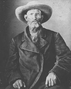 Jim Bridger (1804-1881) un « Mountain man », comme on les nomme aux États-Unis, explorateur, trappeur et guide de l'Ouest américain pendant la période 1820-1840. Il rencontra notamment Hugh Glass, Brigham Young, Kit Carson, Thomas Fitzpatrick, John Charles Frémont, Joseph Meek et John Sutter.